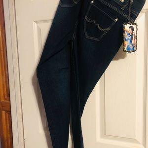 Denim - Women's skinny jean